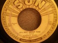 Type: Records Style: Classic Country SUN 45 single,