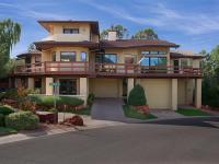 This Canyon Mesa Private Country Club home has it all!