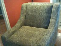 Type:FurnitureTWO CHAIRS PURCHASED AT STAR FURNITURE
