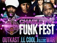 Something came up and I can't go to FunkFest! Selling
