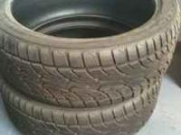 Set of Two Nankang 285/40/24 tires still have label. We