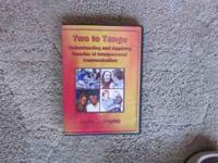Two to Tango textCD by Carrie J. Cropley. Excellent