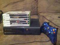 two xbox 360's like new 3 controllers $200 per system