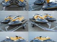 ALL OF THE SEADOO RXP'S THIS COLOR COMBO IS TRULY