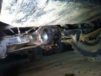 this is for two yj dana 30 fronts complete axles and