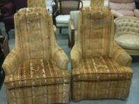 We have 2 of these chairs as seen in the pictures. They