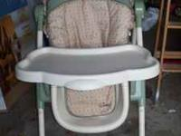i have two winnie the poo high chairs they are in great