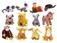 This is a complete Zodiac series of Ty Beanie Babies,