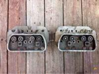 For sale is a set of Volkswagen heads I had on my