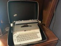 We Repairs any Typewriters, any IBM or another Brand.