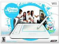 I have one barely played with U draw Game Tablet for