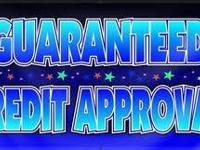 GUARANTEED AUTO APPROVAL LET US POINT YOU IN THE RIGHT