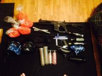 For sale: Tippmann U.S Army Project Salvo paintball