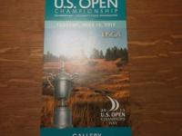 U.S. Open Golf Practice Rounds Tickets. Chambers Bay,