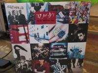 U2 Achtung Baby original issue 1991 Sealed LP. This is