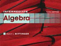 Intermediate Algebra UAA Math 105  Book Description