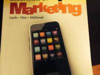 UAA book Essentials of Marketing. New condition. ISBN