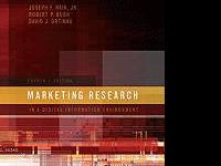MKTG 3100 - Marketing Research - 4th Edition