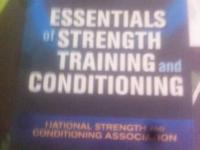 Essentials of strength training and conditioning Thomas