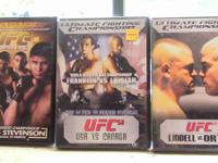 All dvds work, in original cases and feature some