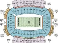 I have 2 or 3 lower level row 5 sideline tickets for