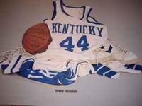 University of Kentucky 'Wildcat Basketball' print by