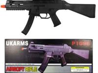 UKARMS P1096 Spring Airsoft Rifle W/ Free 1,000 BB'S