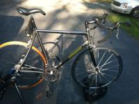 Ultimate Litespeed Bike, in excellent condition.