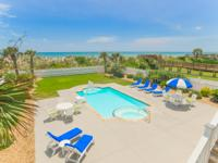 This magnficent oceanfront home has everything that