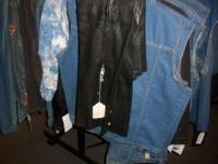 Huge Selection of various Chaps, Call up or stop in and