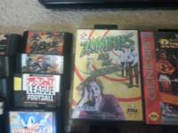 I have a sega genesis with some of the most rare games
