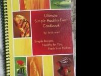 Ultimate Simple Healthy Fresh Cookbook, over 200