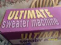 Uliimate Sweater Machine kinits 1200 siti a minuts, no