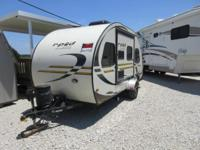 2014 Forest River R-Pod RP177 17' ultra light bumper