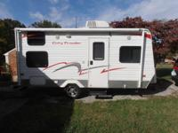 2011 Cozy Tourist. This small, completely enclosed,