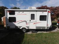 2011 Cozy Traveler This compact, fully enclosed,