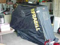 FOR SALE: ULTRA LITE FRABILL ICE FISHING SHANTY.