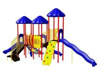 The Up and Away Commercial Playground by Ultra Play