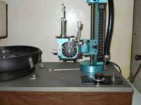 Ultratek faceting machine. Great condition. 12+ cutting