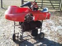 i have a ultramax kart race ready ... 2 flatheads ,
