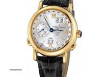 326-22/31 Ulysse Nardin This watch has 38.5 mm 18k