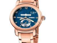 1602-100-8M Ulysse Nardin This watch has 43.0 x 40.5 mm