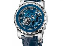 2080-115/03 Ulysse Nardin Hours, minutes and 'flying'