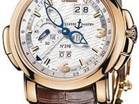 This Ulysse Nardin GMT Perpetual Mens Watch, 326-60-60