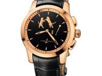 6106-130/E2-TIGER Ulysse Nardin Limited edition
