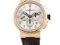 Pre-Owned Ulysse Nardin Marine Chronometer (150615061)