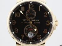 Description: Brand: Ulysse nardin Movement: Mechanical