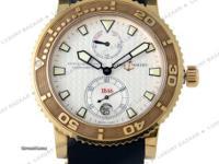 Ulysse Nardin Marine Diver Chronometer Brand: Certified