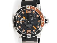 Pre-Owned Ulysse Nardin Marine Diver Perpetual (330903)