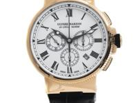 Pre-Owned Ulysse Nardin Maxi Marine Chronograph Limited